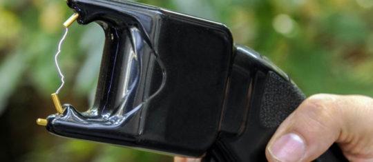 Shocker éléctrique appareil d'autodéfense